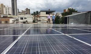 From the favelas: the rise of rooftop solar projects in Brazil   Tech News