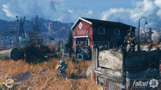 Fallout 76 Beta to be Xbox One Timed Exclusive   Tech News
