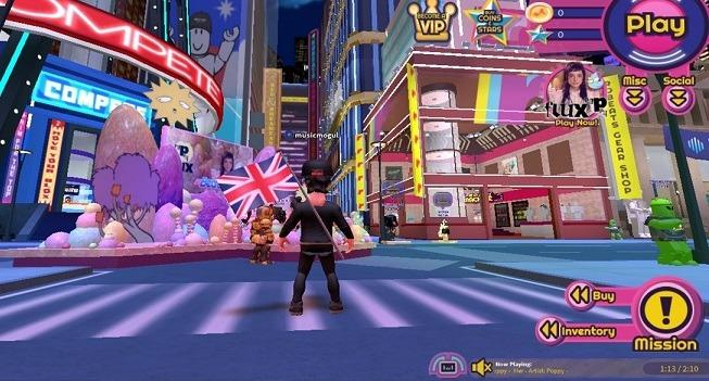 Roblox unveils Listening Parties for music artists