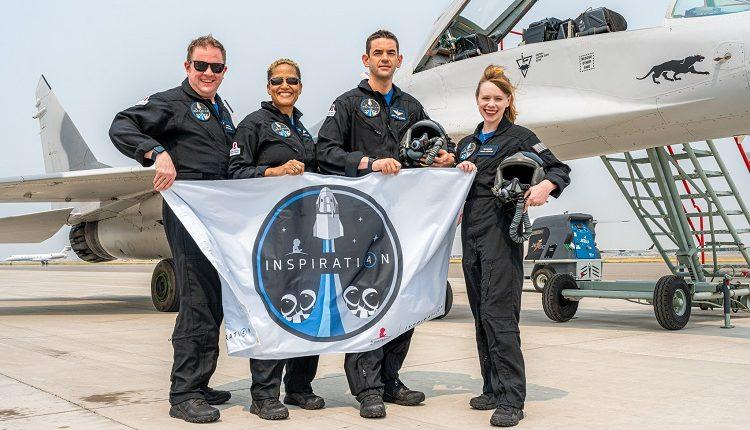 SpaceX Inspiration4 with amateur astronauts successfully reached orbit